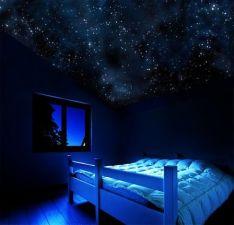 Night sky ceilings